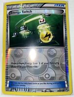 Energy Switch Trainer Pokemon Card Furious Fists Series 89/111 Reverse Holo 2014