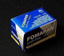 FOMA Black and White Camera Films