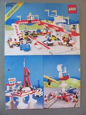 LEGO 6395 @@ NOTICE / INSTRUCTIONS BOOKLET / BAUANLEITUNG