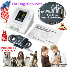 Digital VET Veterinary Blood Pressure Monitor+BP Cuff For Dog/Cat/Pets,US Seller