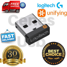 New TINY (3mm) Logitech Unifying Receiver Dongle Connects up to Six Devices