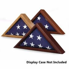 ANLEY American Embroidered Flag Cotton For Veterans USA Burial Casket 5x9.5 Ft