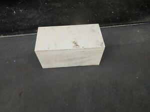 Vintage Wooden Chest Box Trunk