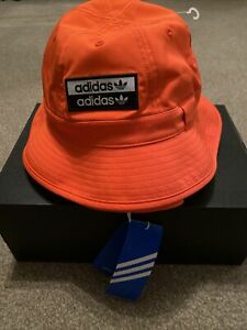 Unisex Adidas Originals Bucket Hat New With Tags On
