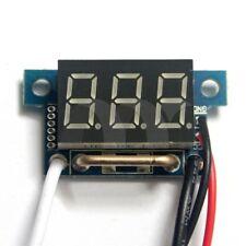 "0.36"" LED Digital DC Ammeter AMP Mini Current Panel Meter DC 0-10A US SHIP"
