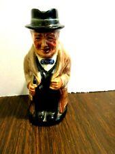 "Royal Doulton Mug ""Winston Churchill"" - 4"" in Mint Condition"