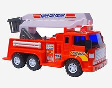 Big-Daddy Mediun Duty Friction Powered Fire truck With Extendable Ladder
