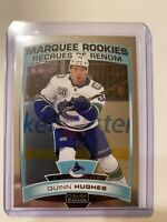 Quinn Hughes 2019-20 O-Pee-Chee Platinum Marquee Rookies RC #190 (2 Available)
