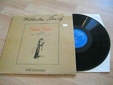 LP Wilhelm Busch Die Fromme Helene Willi Schwabe Vinyl LITERA DDR 865233