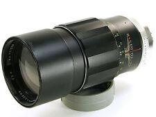 Auto Soligor 200mm 1:3.5 f/3.5 Lens S/N 777236 for Minolta MD (JP)
