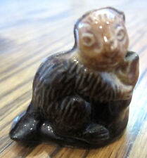 Wade England Red Rose Tea Figurine - Beaver On A Log