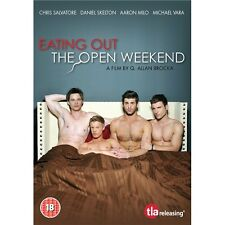 Eating Out 5 : Open Weekend - Gay Interest - New DVD