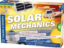 Thames & Kosmos Solar Mechanics Educational Science Educational kit