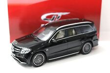 1:18 GT Spirit MERCEDES gls63 AMG 2015 BLACK NEW in Premium-MODELCARS