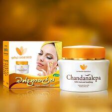 Chandanalepa Natural Ayurvedic Herbal Skin Cream - 100% Sri Lanka Product