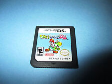 Yoshi's Island DS Nintendo DS Lite DSi XL 3DS 2DS Game