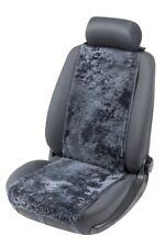 Universal Lammfell Autositz Auflage Cosmo anthrazit Sommer+Winter, 12-14 mm Höhe