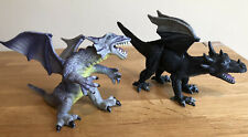 2005 Tm Purple/grey & Black/grey Fantasy Dragons