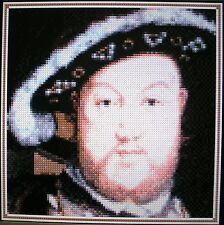 HENRY VIII (DETAIL) ~ Counted Cross Stitch KIT #K990