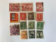 Australia Stamps, lot of (14), used