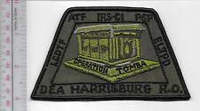 DEA AFT Harrisburg Regional Office Operation Tomba IRS Lancaster, Pennsylvania
