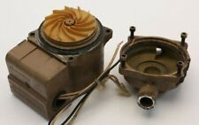 "Grundfos Bronze Circulation Pump Motor Assembly UP 15-18 B5 1/2"" Sweat"