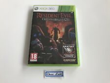 Resident Evil Operation Raccoon City - Xbox 360 - PAL FR - Neuf Sous Blister