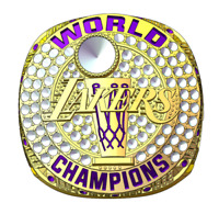 New 2020 Los Angeles Lakers NBA Championship Ring James Gift Fans For BRYANT