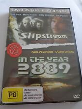 Slipstream/In the year 2889 DVD all regions like new