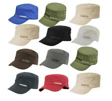 Kango New Authentic Mens  Flexfit Cotton Twill Army Cap Hat 9720BC S/M L/XL XXL