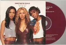 DESTINY'S CHILD survivor CD SINGLE card sleeve BEYONCE