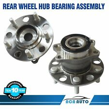 2 New Rear Wheel Bearing Hub for 2007 - 2016 Jeep Compass Patriot Awd 4Wd 512333