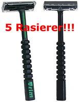 5 Pièce Rasoir Trim Plastique Compatible Avec Gillette G2 Gii Sound Duplo