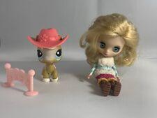 LPS 💕 Littlest Pet Shop Blythe Doll And Authentic Lps 🎁 Bag