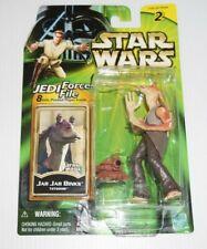 """STAR WARS POWER OF THE JEDI 3.75"""" JAR JAR BINKS FREE POSTAGE"""
