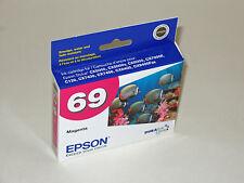 Genuine Epson T0693 magenta ink 69 CX6000 CX7000F CX7400 CX8400 CX7450 NX515