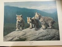 "Charles Frace (1926 - 2005) ""Three Of A Kind"" 536/3950 Print - Hand Signed - COA"