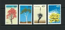 Australia 1978, Trees sg664/7 MNH