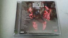 """ORIGINAL SOUNDTRACK """"WES CRAVEN DRACULA"""" CD 15 TRACKS BANDA SONORA BSO OST"""