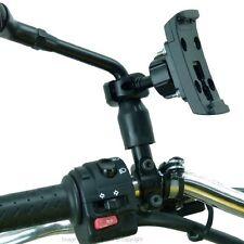 Motorrad Spiegel Stange GPS Montagesatz für Garmin zumo 340LM 350LM 390LM