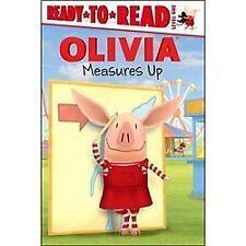 NEW - OLIVIA Measures Up (Olivia TV Tie-in)