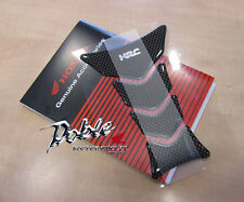 Brand New Genuine Honda OEM Accessories Carbon Fibre Look Tank Pad with HRC Logo