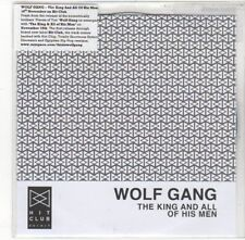 (DK878) Wolf Gang, The King and all of His Men - 2009 DJ CD