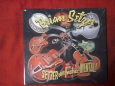 BRIAN SETZER - SETZER GOES INSTRUMENTAL! SEALED CD
