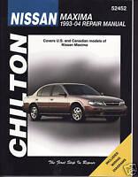 Repair Manual-S Chilton 52780 fits 12-13 Nissan Versa Manuals ...