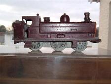 DIECAST METAL PANNIER TANK SOLD AS A RESTORATION PROJECT SCROLL DOWN 4 PHOTOS