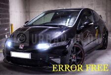 HONDA CIVIC MK8 FN2 CREE LED XENON WHITE Side Light Bulbs ERROR FREE Type R 12SM