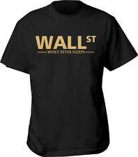 t shirt wall street wolf dicaprio movie new scorsese stockbroker york dvd tee