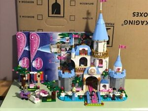 LEGO Disney Cinderella's Romantic Castle (41055)