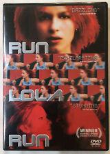 Run Lola Run Dvd Tom Tykwer(Dir) 1999